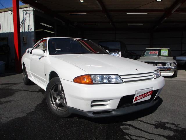 日産 GT-R タイミングベルト交換済 純正シート リアスポイラー
