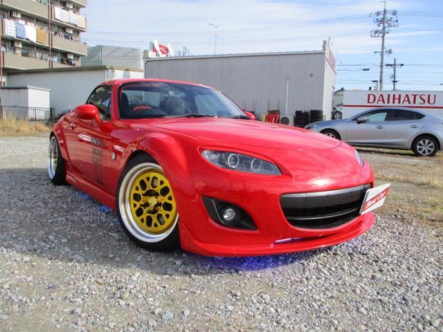 マツダ RS RHT Valk Rie Styleデモカー