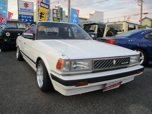 トヨタ アバンテ ツインカム24 純正マニュアル車