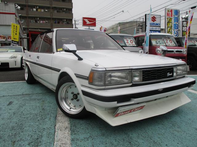トヨタ グランデ ツインカム24 5速マニュアル車 タコ足
