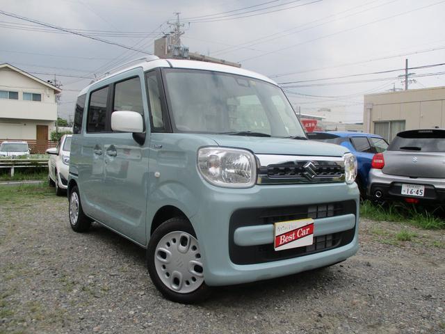 「スズキ」「スペーシア」「コンパクトカー」「愛知県」の中古車