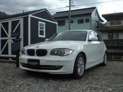 BMW116i ポータブルナビ・ETC GOO鑑定車