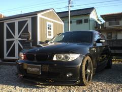 BMW118i フルエアロ ローダウン 18インチアルミ etc