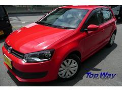 VW ポロTSIコンフォートライン イクリプスSDナビ地デジTV