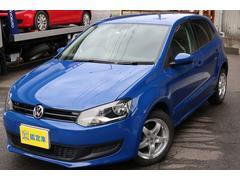 VW ポロTSIコンフォートラインブルーモーションテクノロジー社外ナビ