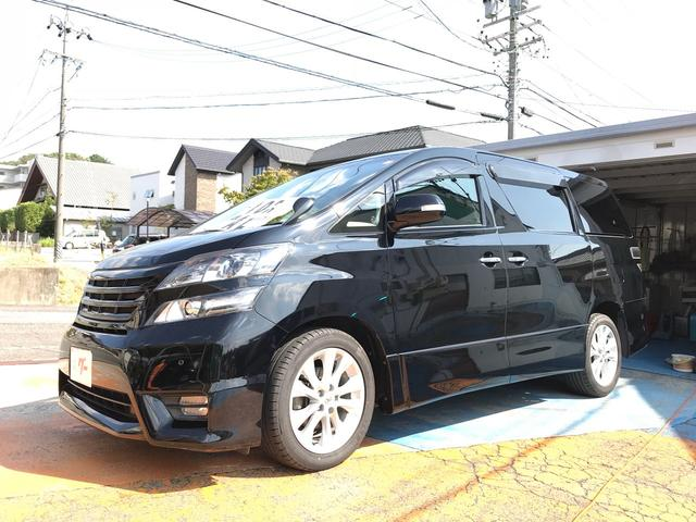 トヨタ 2.4Z 両側パワースライドドア フルセグTVナビ ETC