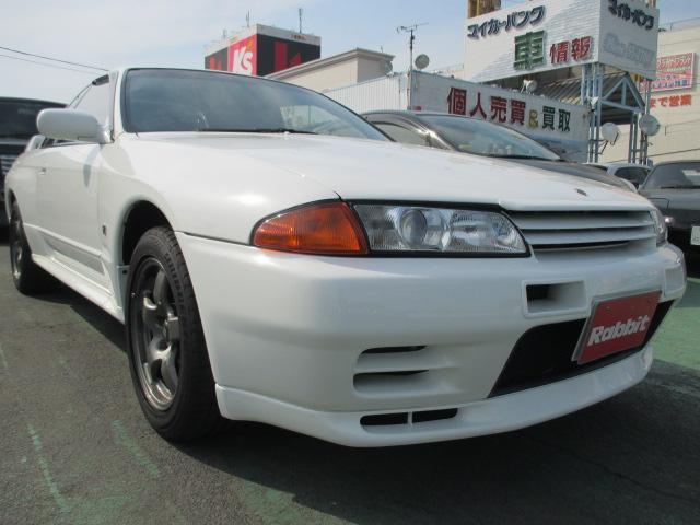 日産 GT-R 中期型 OH済 特注クールベールFガラス