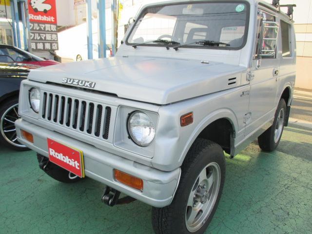 スズキ SJ30V 2ストローク クーラー レカロ2脚
