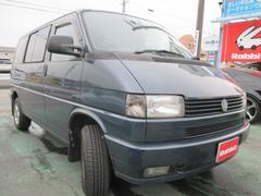 VW ヴァナゴンGL Tベルト交換 禁煙ガレージ保管 ナビ タイヤ新品