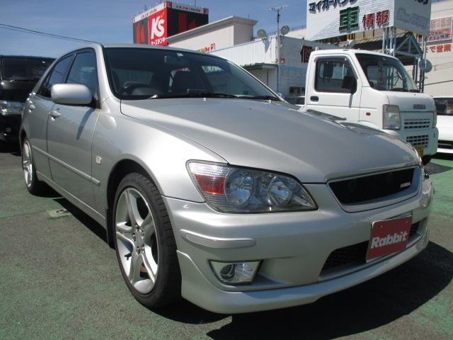 トヨタ AS200 iエディション  TRDグリル&マフラー