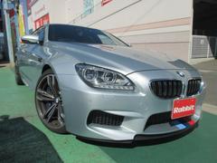 BMW M6グランクーペ  赤レザー  法人1オーナー ガレージ保管