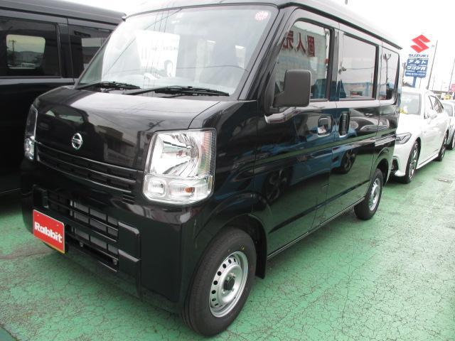 日産 DX GLパッケージ 届け出済み未使用車 5速4WD