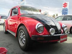 VW ビートルメキビー エアコン付 ナビETC リヤブラインド 車庫保管