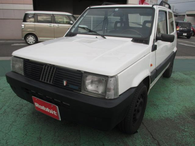 フィアット 2WD 後期 最終モデル1100cc