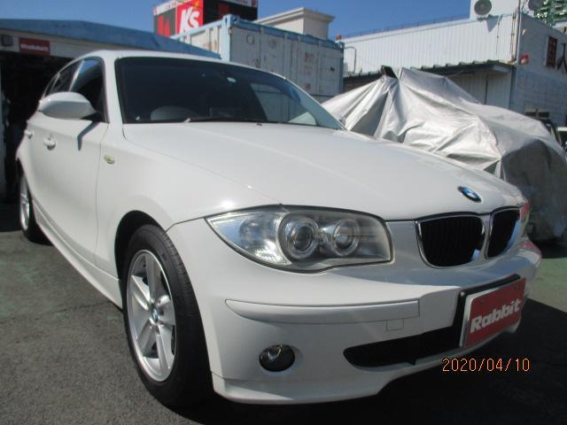 BMW 120i キーレス 禁煙 1オーナー ETC