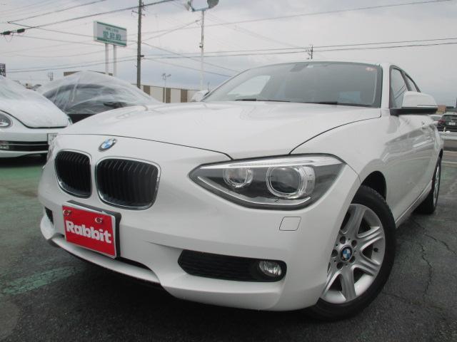 BMW 1シリーズ 116i 1オーナー ETC ドラレコ 禁煙 ディーラー記録簿 スマートキ2個