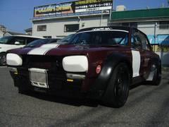 スカイラインGC10改 フルワークスサーキット仕様4D GT L型