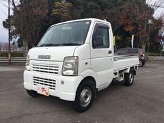 キャリイトラックKU 愛知県限定車 エアコン パワステ 4WD AT車
