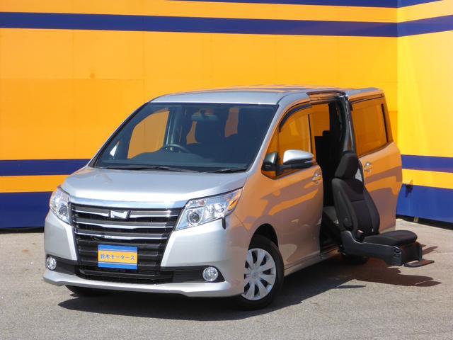 トヨタ X 禁煙車 サイドリフトアップシート 福祉車両 後席モニター