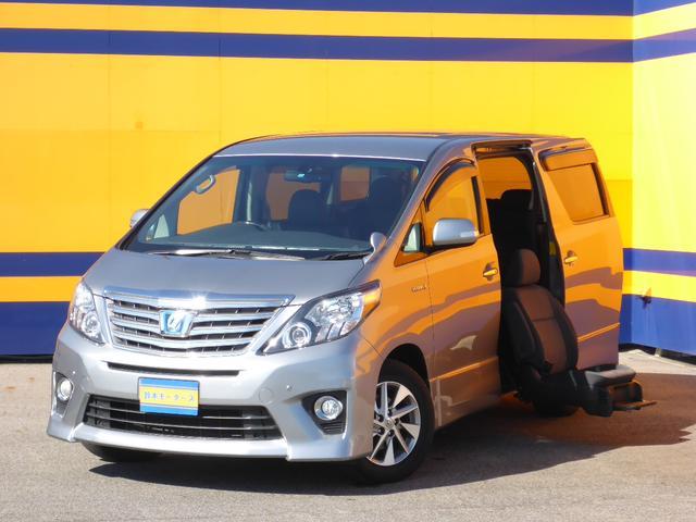 トヨタ SRウェルキャブ サイドリフトアップ 両側電動スライドドア