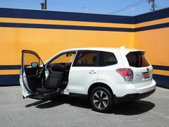 フォレスター2.0i−L アイサイト 福祉車両 助手席リフトアップシート