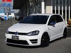 VW ゴルフRR 禁煙車 SDナビ 19インチアルミ DCCパッケージ