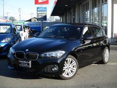 BMW118dMスポーツ 禁煙車 フルセグTV HDDナビ ターボ