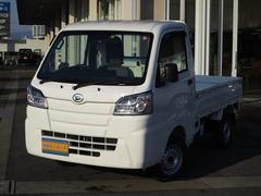 ハイゼットトラックスタンダードSAIIIt 禁煙車 4WD エアコン パワステ 5速MT LEDヘッドライト スマートアシストIIIt ラバーマット ドアバイザー