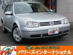 VW ゴルフGLi ナビ 15AW 禁煙車 フォグ ETC キーレス
