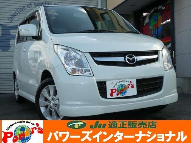 マツダ XSスペシャル 4WD ナビ テレビ スマートキー エアロ