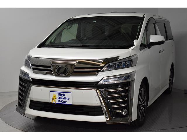 トヨタ ヴェルファイア 2.5Z Gエディション パナソニックCN-F1XDナビ アルパインリアビジョンSXH10T付