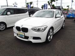 BMW116i Mスポーツ 純正ナビ Bカメラ 前後ドラレコ