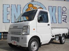 キャリイトラックKU エアコン パワステ 地区限定車 2WD AT