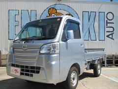 ハイゼットトラックスタンダード AT 4WD エアコン ワンオーナー 禁煙車
