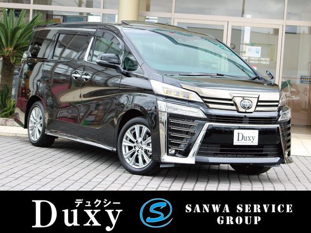 トヨタ 2.5Zゴールデンアイズ 新車 サンルーフ デジタルミラー