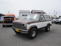 フォード ブロンコXLT D車 3オーナー 全塗装済 ユーザー買取車