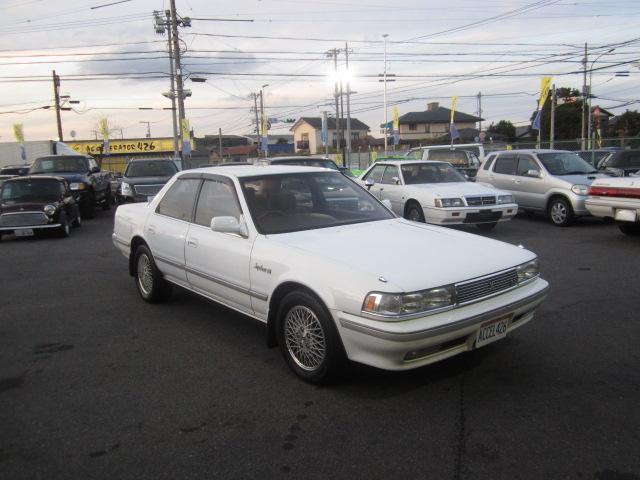 トヨタ 3.0スーパールーセントG 前期 デジパネ 自社顧客買取車