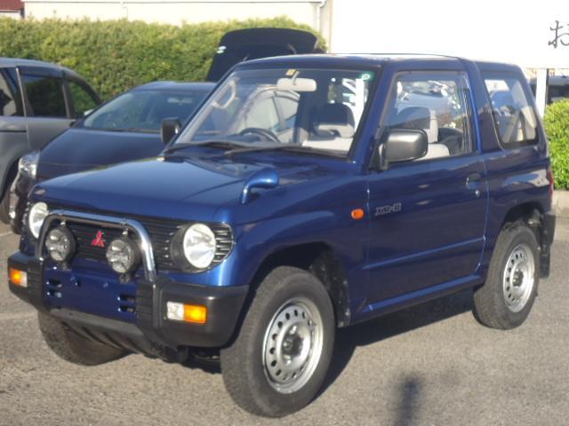 三菱 XR-II 4WD オートマ エアコン パワステ