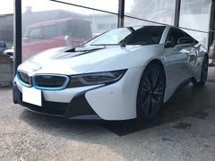 BMW i8ピュアインパルス マッドブラウン 20インチAW オプション