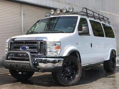 フォード E−150XLT OUTDOOR−pkg リフトアップ フラットシート