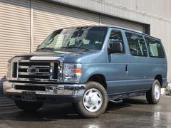 フォード E−150XLT 黒革フルフラットシート 実走行 5.4L