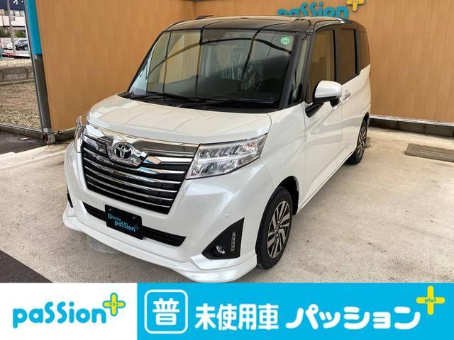 トヨタ カスタムG 新車未登録 IIトーン 両側電動ドア