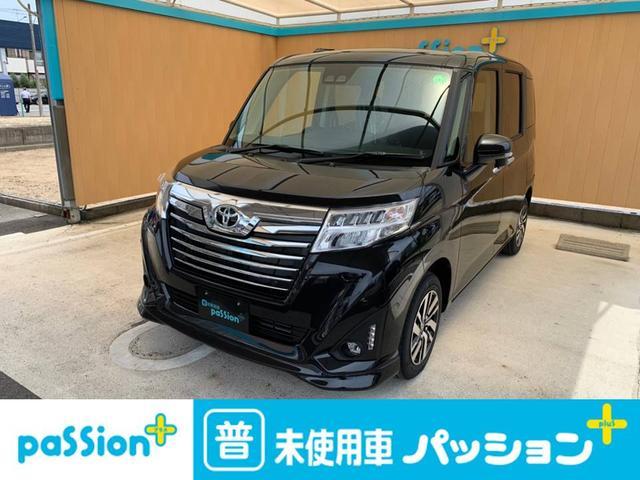 トヨタ カスタムG 新車未登録 両側電動ドア 衝突軽減ブレーキ