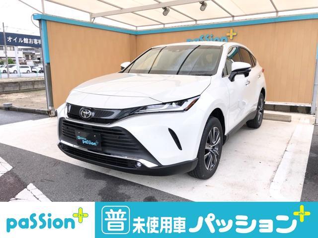 トヨタ G 新車未登録 パワーリアゲート LEDライト アルミホイール スマートキー 衝突軽減ブレーキ オートエアコン ディスプレイオーディオ バックカメラ Bluetooth