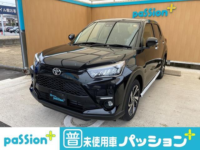 トヨタ Z 新車未登録 パノラミックビューパッケージ LEDライト スマートキー シートヒーター USB充電口 ディスプレイオーディオ 全方位カメラ オートエアコン プッシュスタート コンパクトSUV