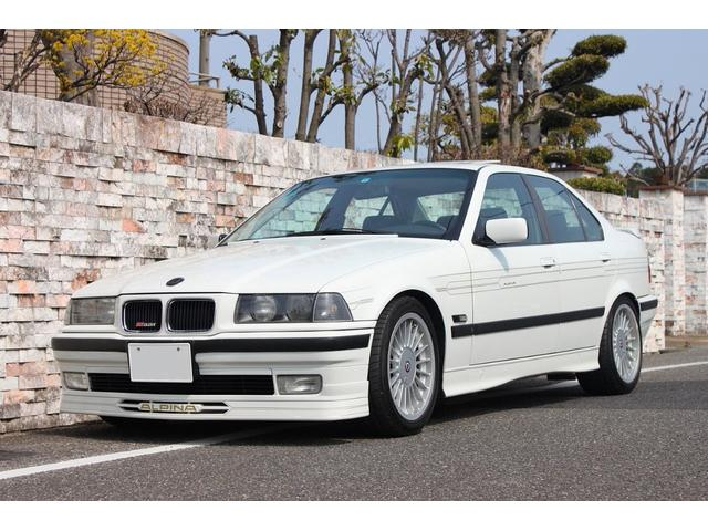 BMWアルピナ B3 3.0/1  E36 BMW ALPINA