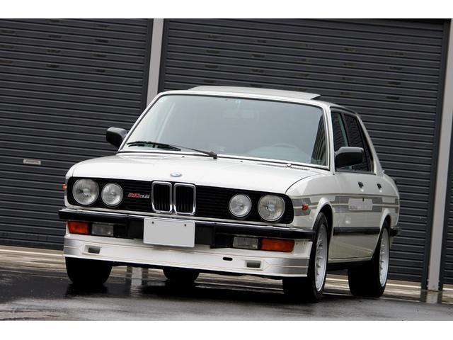 BMWアルピナ B10 B10-3.5 E28 BMW ALPINA B10-3.5