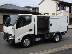 トヨエース中温冷蔵冷凍車 スタンバイ 5t免許 293x156x104