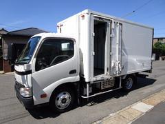トヨエース低温冷蔵冷凍車 2t 両スライドドア 361x171x171