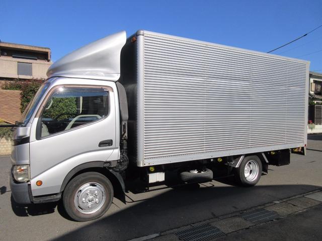 トヨタ アルミバン パワーゲート ワイドロング452x209x201